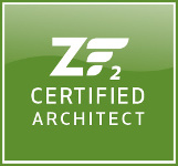 Zend Framework 2 Certified Architect
